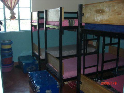 GSU Dormitory Interior