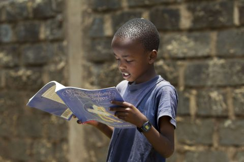 Boy_Reading_Picture_Book