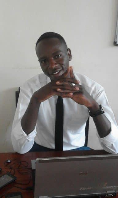 Kelvin Thuku, ICT Coordinator