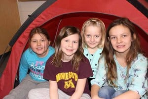 Aitkin Girls Reading Club
