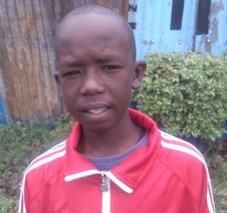 Meet Isaiah Omwofoko