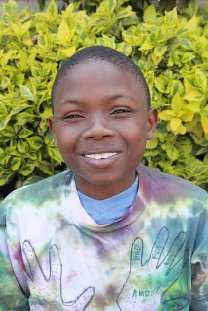 Meet Amos Njenga