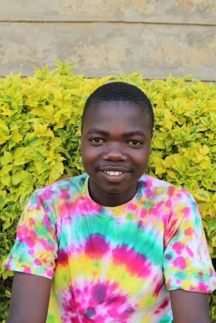 Meet Bernard Ouma