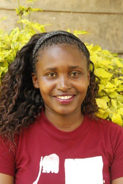 Meet Susan Wanjiru