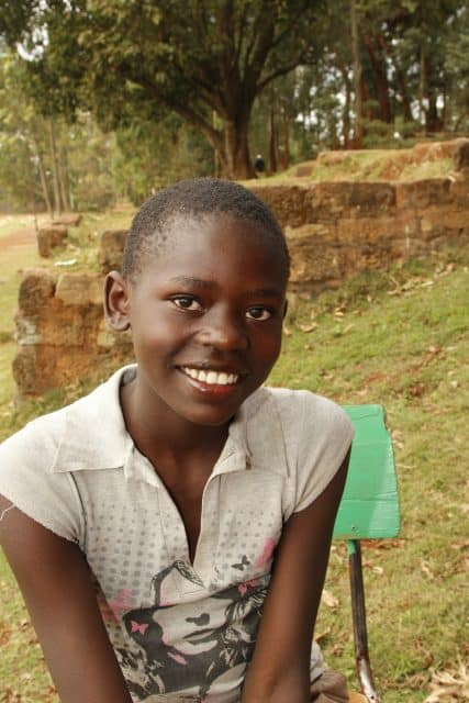 Meet Teresia Awour