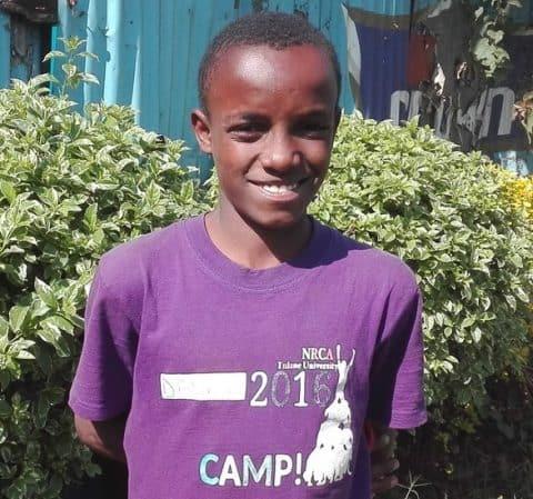 Meet David Mwangi