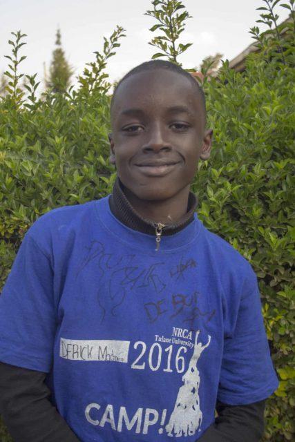 Derrick Macharia