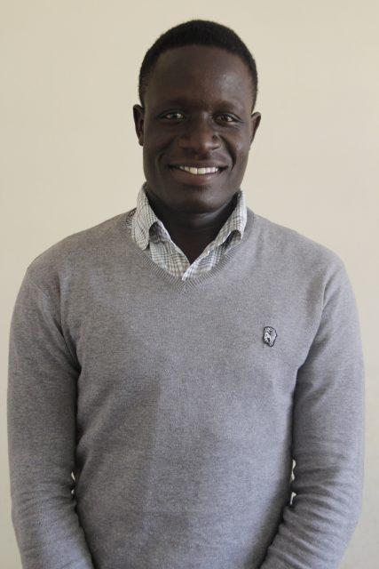 George Odhiambo, Caseworker, Primary department