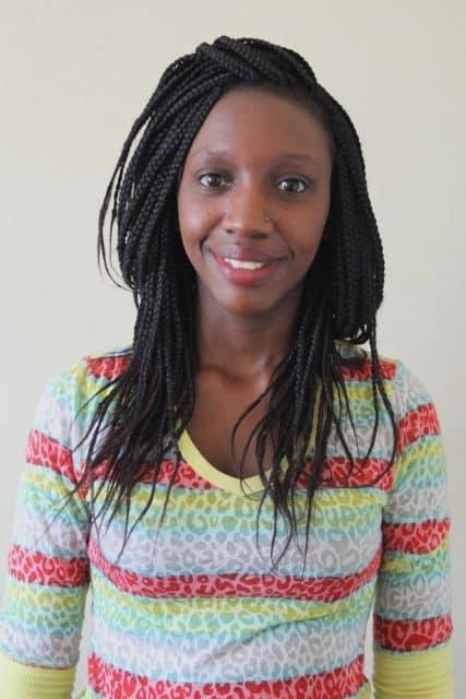 Norah Keya, Case worker, Post Secondary Department