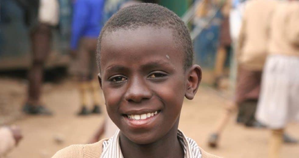 Elisha Otieno 10 years old
