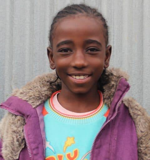 Meet Sasha Omushieni