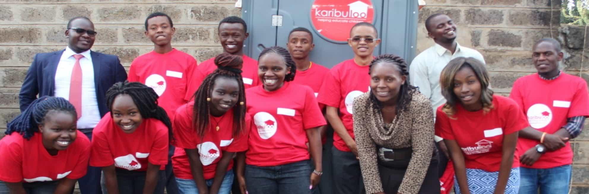 Karibu Loo Kenya Team