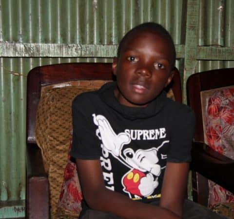 Meet Gedion Baraka