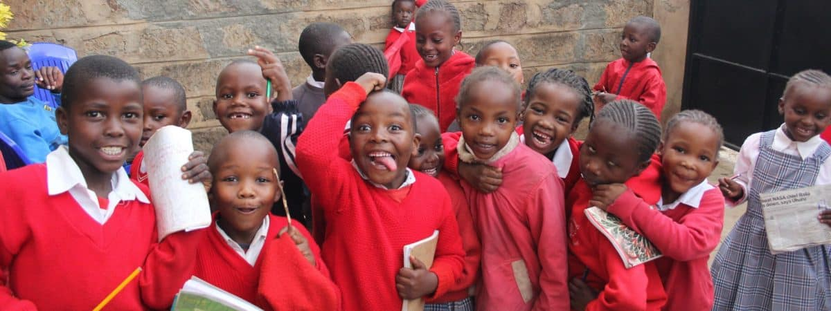 Nelson Mandela Students