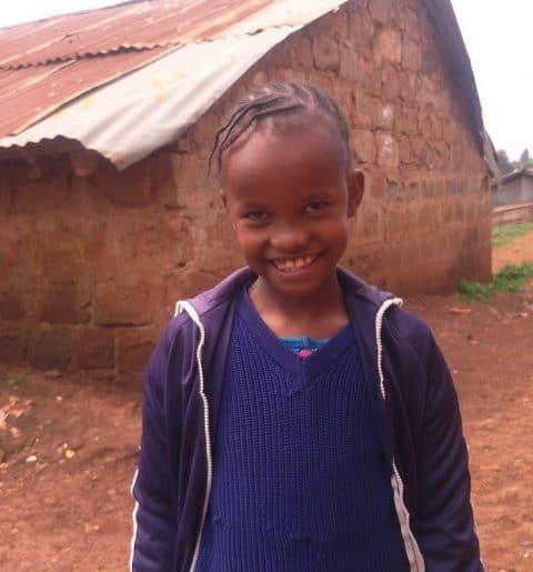 Meet Getrude Ndunge