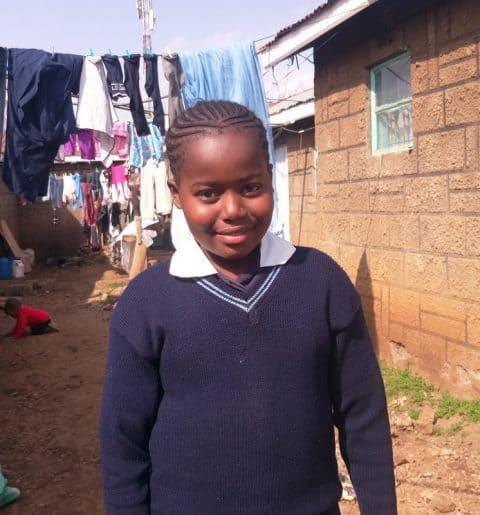 Meet Cheryl Adhiambo