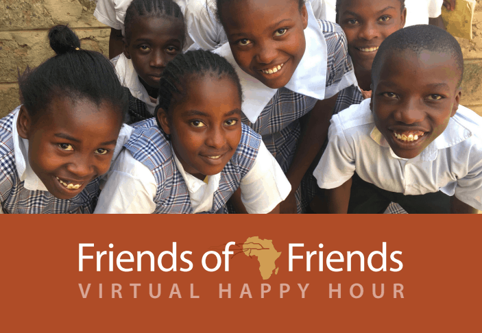 Friends of Friends Happy Hour